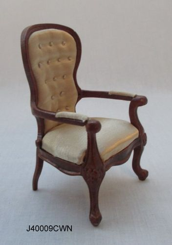 J40009-Victorian Arm Chair