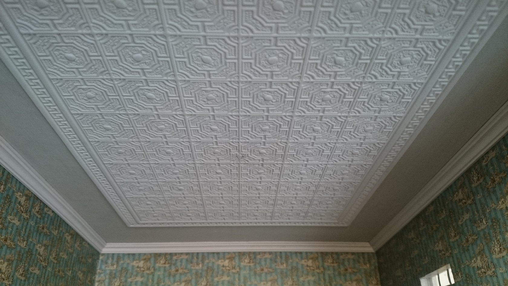 Papel pintado techo 34944 mundominiaturas for Papel pintado plastificado