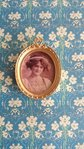 RE123-Picture oval portrait
